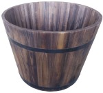Barrel Planter